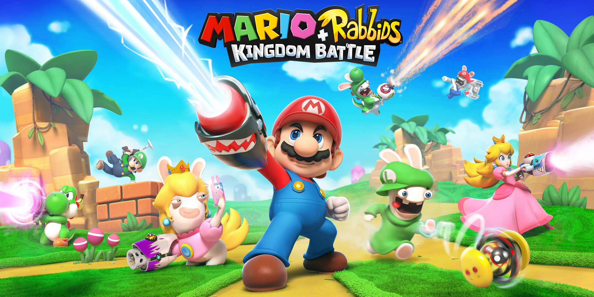 MARIO RABBIDS – KINGDOM BATTLE